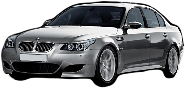 BMW 5 series W204 for rent